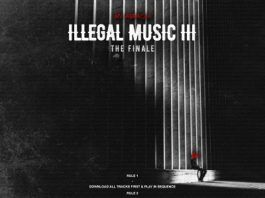 M.I - ILLEGAL MUSIC 3 (The Finale) Artwork | AceWorldTeam.com
