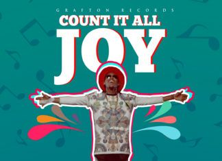 Mr. 2Kay - COUNT IT ALL JOY (prod. by Orbeat) Artwork | AceWorldTeam.com