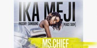 Ms. Chief - IKA MEJI (Peace Sign ~ prod. by Samibond) Artwork | AceWorldTeam.com