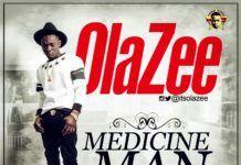 OlaZee - MEDICINE MAN (prod. by Frankie Free) Artwork | AceWorldTeam.com