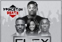 Princeton ft. Iyanya, Tossy Young & Pearl - FLEX Artwork | AceWorldTeam.com