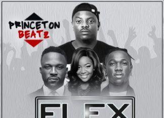 Princeton ft. Iyanya, Tossy Young & Pearl - FLEX Artwork | AceWorldTeam.com