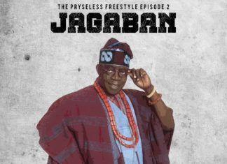 Pryse – JAGABAN (a YCee cover) Artwork | AceWorldTeam.com