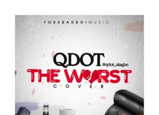 Q.Dot - THE WORST (a Jhene Aiko cover) Artwork | AceWorldTeam.com