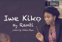 Ranti - IWE KIKO (prod. by Cobhams Asuquo) Artwork | AceWorldTeam.com