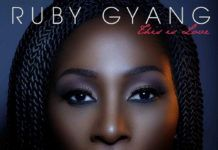 Ruby Gyang - THIS IS LOVE (EP) Artwork | AceWorldTeam.com