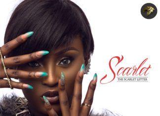 Scarlet - THE SCARLET LETTER (EP) Artwork | AceWorldTeam.com