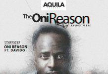 Tilla - ONI REASON (EP) Artwork | AceWorldTeam.com