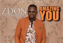 Zdon Paporrella - AMAZING YOU Artwork | AceWorldTeam.com