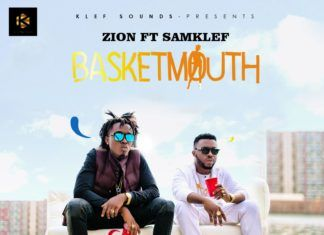Zion ft. Samklef - BASKETMOUTH (Freestyle) Artwork | AceWorldTeam.com