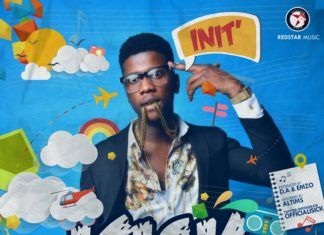 iSick - INIT (prod. by D.A & Emzo) Artwork | AceWorldTeam.com
