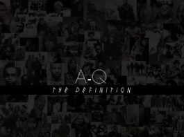 A-Q - THE DEFINITION (EP) Artwork | AceWorldTeam.com
