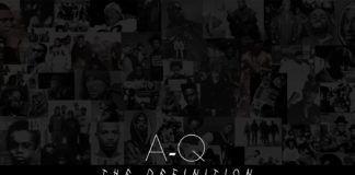 A-Q - THE DEFINITION (EP) Artwork   AceWorldTeam.com
