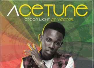 AceTune ft. Vector - GREEN LIGHT (prod. by MasterKraft) Artwork | AceWorldTeam.com