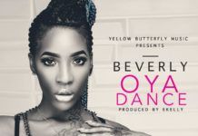 Beverly - OYA DANCE (prod. by E-Kelly) Artwork | AceWorldTeam.com