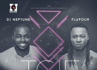 DJ Neptune ft. Flavour - TGIF (Time No Dey ~ prod. by MasterKraft) Artwork | AceWorldTeam.com
