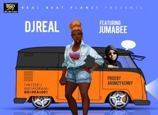 DJ Real ft. Jumabee - LAGOS GIRL (prod. by Aromzy Kenny) Artwork | AceWorldTeam.com