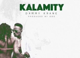 Dammy Krane - KALAMITY (prod. by E.O.D) Artwork | AceWorldTeam.com