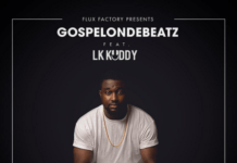 GospelOnDeBeatz ft. LK Kuddy - WHISTLE Artwork | AceWorldTeam.com