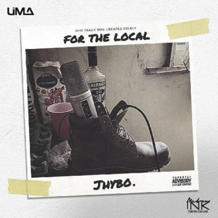 Jhybo - FOR THE LOCAL (prod. by Snagxy) Artwork | AceWorldTeam.com