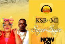 KSB ft. M.I - SUGAR SUGAR Artwork | AceWorldTeam.com