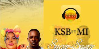 KSB ft. M.I - SUGAR SUGAR Artwork   AceWorldTeam.com