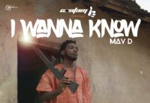 May D - I WANNA KNOW (prod. by Tyronne) Artwork | AceWorldTeam.com