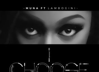 Muna ft. Lambogini - I CHOOSE YOU (prod. by Don Adah) Artwork | AceWorldTeam.com