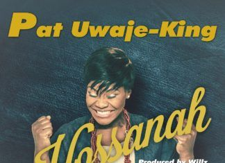 Pat Uwaje-King - HOSSANAH (prod. by Willz) Artwork   AceWorldTeam.com