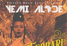 Yemi Alade - FERRARI (prod. by DJ Coublon™) Artwork | AceWorldTeam.com