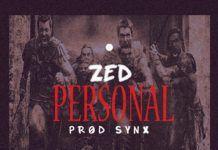 Zed O'Clock - PERSONAL (prod. by SynX/a LeriQ sample) Artwork | AceWorldTeam.com