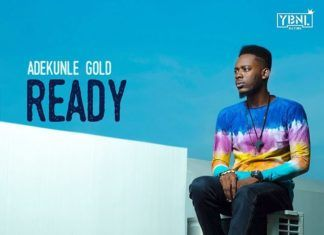Adekunle Gold - READY (prod. by Pheelz) Artwork | AceWorldTeam.com