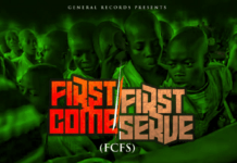 CDQ - FIRST COME FIRST SERVE (prod. by MasterKraft) Artwork | AceWorldTeam.com