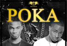 Joshbeatz ft. DavidO - POKA Artwork | AceWorldTeam.com