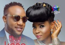 KCee ft. Yemi Alade - CORRECT (prod. by Dr. Amir) Artwork | AceWorldTeam.com