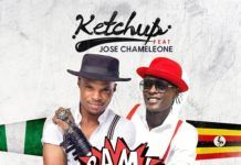 KetchUp ft. Jose Chameleone - PAM PAM (Ugandan Remix) Artwork | AceWorldTeam.com