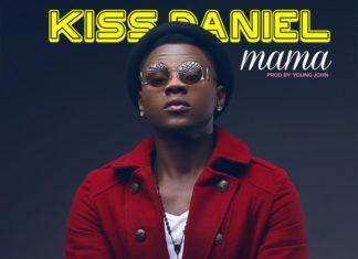Kiss Daniel - MAMA (prod. by Young John) Artwork | AceWorldTeam.com