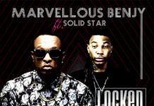 Marvellous Benjy ft. Solid Star - LOCKED DOWN Artwork | AceWorldTeam.com