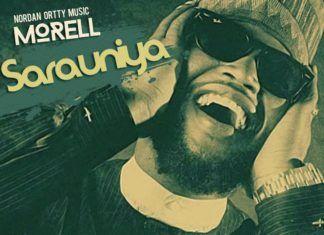 Morell - SARAUNIYA (prod. by Drummer Boy) Artwork | AceWorldTeam.com
