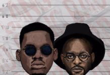 Ajebutter22 ft. Falz - BAD GANG (prod. by Studio Magic) Artwork | AceWorldTeam.com