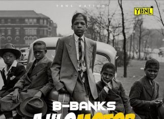 B. Banks - AJILOMOTOR Artwork | AceWorldTeam.com