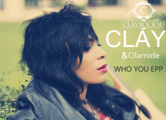 Clay & Olamide - WHO YOU EPP? (Alternative Mix) Artwork | AceWorldTeam.com