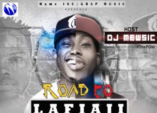 DJ Mewsic ft. Vector - ROAD TO LAFIAJI (Mixtape) Artwork | AceWorldTeam.com