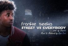 Frankie Seeka - STREET vs EVERYBODY (prod. by Chopstix) Artwork | AceWorldTeam.com