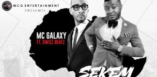 MC Galaxy ft. Swizz Beatz - SEKEM (Remix) Artwork | AceWorldTeam.com