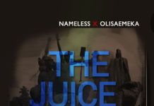 Nameless & Olisaemeka - THE JUICE Artwork | AceWorldTeam.com