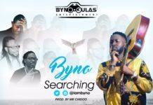Byno - SEARCHING (prod. by Mr. Chidoo) Artwork | AceWorldTeam.com