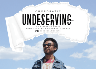 Chordratic Beats - UNDESERVING (A Father's Love) Artwork | AceWorldTeam.com