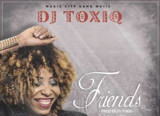 DJ Toxiq - FRIENDS Artwork | AceWorldTeam.com