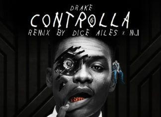 Dice Ailes ft. M.I - CONTROLLA (a Drake refix) Artwork | AceWorldTeam.com